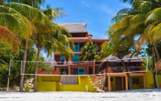 Casa Mimosa with Lost Oasis Isla Mujeres Vacation Rentals