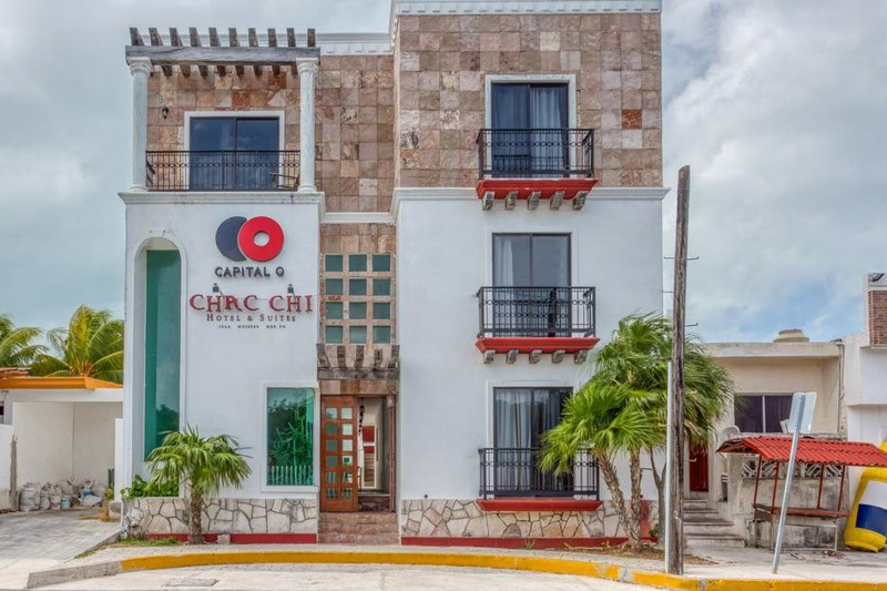 Capital O Chac Chi Hotel and Suites with Lost Oasis Isla Mujeres