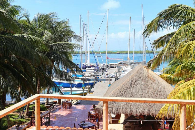 El Milagro Marina & Villas with Lost Oasis Isla Mujeres Vacation Rentals