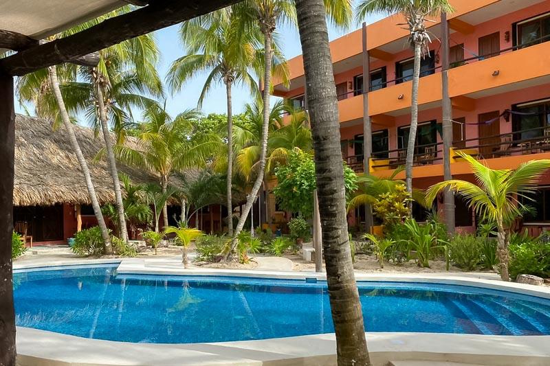 Villa Kiin with Lost Oasis Isla Mujeres Vacation Rentals