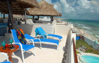 El Castillo Maya Isla Mujeres with Lost Oasis Vacation Rentals