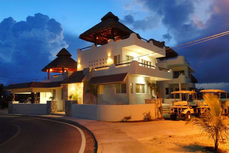 El Castillo Maya Isla Mujeres with Lost Oasis Vacation Rentals